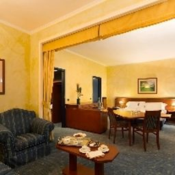 Junior-Suite UNA Hotel Brescia
