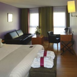 Номер Mercure Montpellier Centre Antigone
