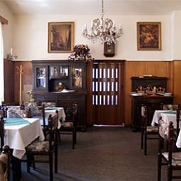 Breakfast room within restaurant Balkán Fotos