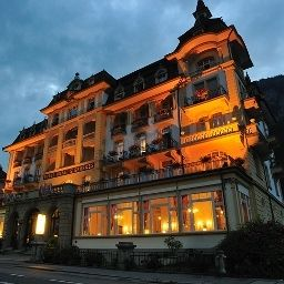 Exterior view Hotel Royal-St.Georges Interlaken - MGallery Collection