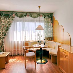 Junior-Suite Glanzhof Wellnesshotel
