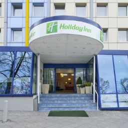 Exterior view Holiday Inn BERLIN - MITTE
