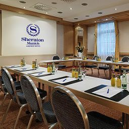 Conference room Sheraton München Airport