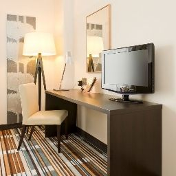 Business room Park Inn by Radisson