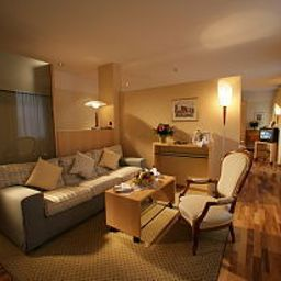 Junior suite Grand Hotel Regina Grindelwald