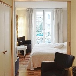 Junior-Suite Des Balances Hotel Lucerne