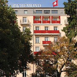 Exterior view Le Richemond