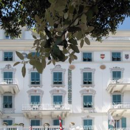 Exterior view Grand Hotel Miramare Fotos