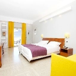 Suite Junior Gran Paradiso Art Hotel