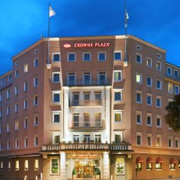 Фасад Crowne Plaza SALZBURG - THE PITTER