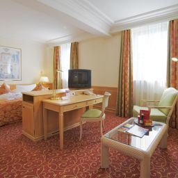 Suite Junior Crowne Plaza SALZBURG - THE PITTER