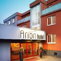 Vista exterior Arion Airporthotel