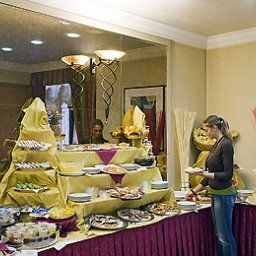 Breakfast room within restaurant Mercure Torino Royal Fotos