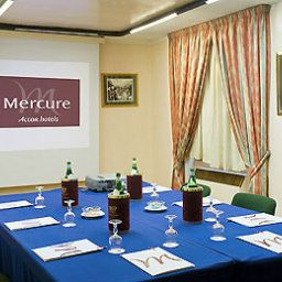 Conference room Mercure Torino Royal Fotos