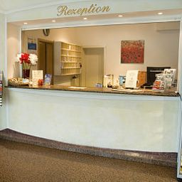 Reception Berolina Airport