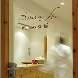 Wellness area Parkhotel Wallgau