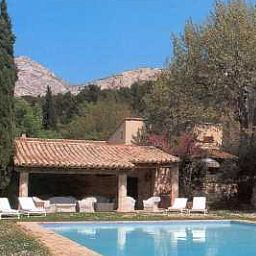 Basen Bastide Relais Magdeleine Chateaux et Hotels Collection
