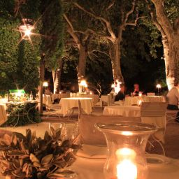 Restauracja Bastide Relais Magdeleine Chateaux et Hotels Collection