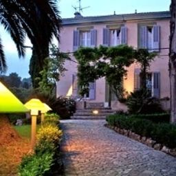 Exterior view Le Moulin de Mougins Chateaux et Hotels Collection