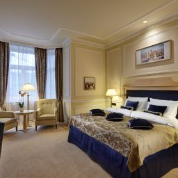 Suite Junior Baltschug Kempinski Moscow Балчуг Кемпински