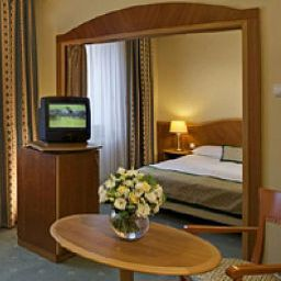 Junior suite Best Western Hungaria
