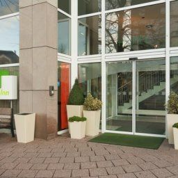Vista exterior Holiday Inn FULDA