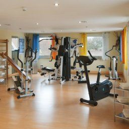 Fitness Holiday Inn FULDA