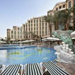 Piscine Hilton Queen of Sheba