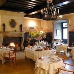 Restaurant Chateau de Coudree Chateaux et Hotels Collection Fotos