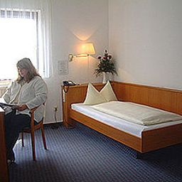 Chambre City Hotel Mark Michelstadt