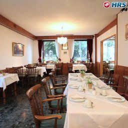 Breakfast room within restaurant Hotel Rheintor Fotos