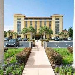 Exterior view Embassy Suites Orlando - North