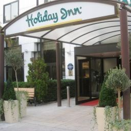 Exterior view Holiday Inn NICE