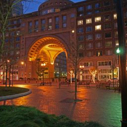Boston Harbor Hotel Boston