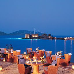Restaurant Elounda Beach