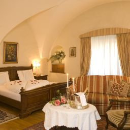 Suite Junior Castel Rundegg Hotel & Beautyfarm