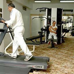 Fitness room Everest Hotel