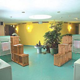 Wellness area Federale