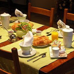 Sala de desayuno Wilson Chateaux et Hotels Collection