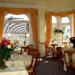 Breakfast room within restaurant Mühlenpark