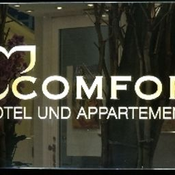 Certificato Comfor Hotel und Appartment