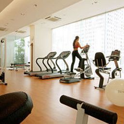Wellness/fitness area Rembrandt Hotel