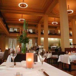 Restaurante The Sebel Melbourne