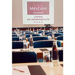 Conference room Mercure Hotel Leipzig am Johannisplatz