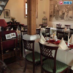 Breakfast room within restaurant Kloster Nimbschen
