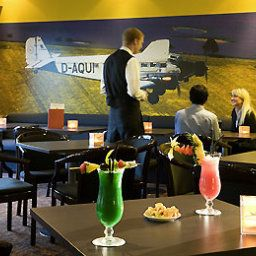 Bar Mercure Hotel Wings Frankfurt Airport Fotos