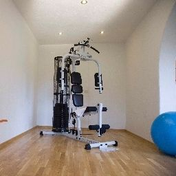 Wellness/fitness area Berghotel Tirol