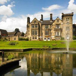 Außenansicht A Marriott Hotel & Country Club Breadsall Priory