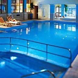 Pool A Marriott Hotel & Country Club Breadsall Priory
