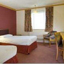 Chambre Master Robert Heathrow Airport